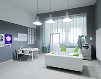 ARCHIP — interiéry