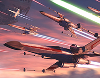 Star Wars X-WINGS