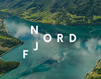 Visual identity for Visit Nordfjord, Norway