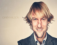 Owen Wilson / Art / Illustration / Retouch