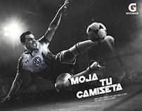 Gatorade · Fútbol Chileno