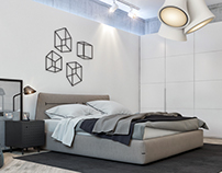 Bedroom Cubes