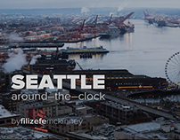 Seattle around-the-clock
