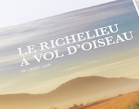 Laurent Lucuix - Le Richelieu à vol d'oiseau