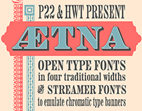 HWT Aetna Chromatic Type - Digital Type Design