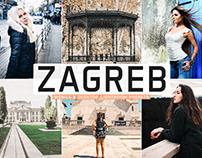 Free Zagreb Mobile & Desktop Lightroom Presets