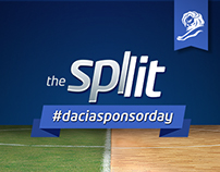 Dacia Sponsor Day - The Split