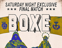 Statues Boxing Match - Flyer Exercise