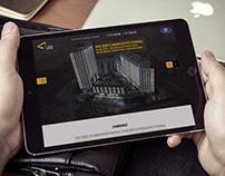 UI/UX design - Light House
