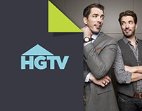 HGTV Brand Refresh