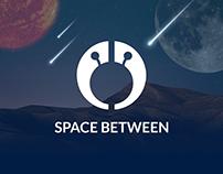 Space Between - Website Concept
