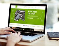 Prokitchen website