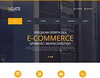XGATE - web hosting