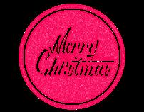 Christmas Badges & Labels