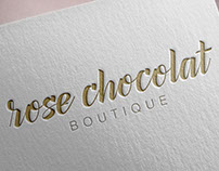 Rose Chocolat