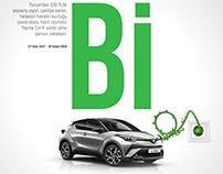 Torium Avm Poster / Toyota Hibrit