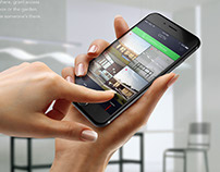Smart Home App - learnux.io Course Project