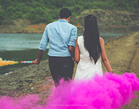 Let's fall in love ( Pre-wedding )