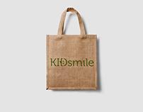 KIDsmile shop - logo, branding, design