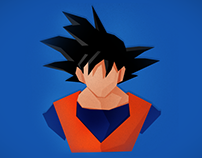 Goku (Illustration)