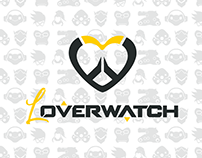 Loverwatch gamers happy valentine