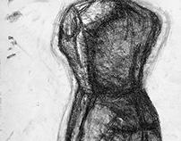 Drawings: Dress Form