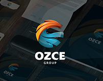 OZCE GROUP Branding