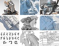 Visual Development PORTFOLIO 2016