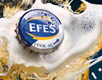 Efes Pilsener Tender Project