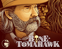 BONE TOMAHAWK - PRIVATE COMMISSION