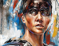 Imperator Furiosa - Mad Max Fury Road