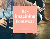 Workshop - Cradle to Cradle : Re-imagining Footwear