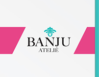 Banju Ateliê Branding