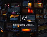 Indiecazioni Musicali - Project Logo - Radio Station