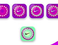 iOS app design (prototype // theme: online shopping