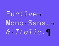 Furtive Mono Sans
