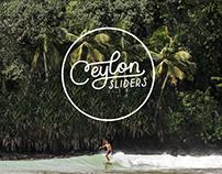 Ceylon Sliders Identity