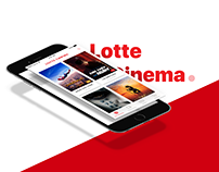 Lotte Cinema's IOS App - Redesign