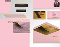 PALM ANGELS Branding & Identity