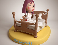 Exorcist Figurine