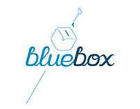 BlueBox Brand Identity