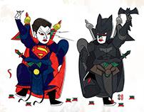 DOOR GODS:Batman v Superman