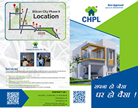 CHPL Brochure Design