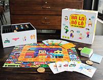 Ba La Bô Lô's boardgame