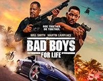 Bad Boys For Life: International Poster