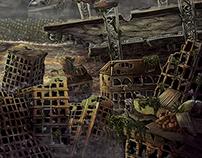 Apocalypse (Book Cover)