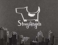 Stray Angels - Brand Identity