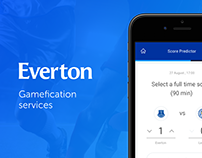 FC Everton, gamification services