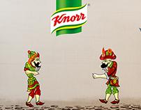 Knorr Ramazan Kampanyası Karagöz ve Hacivat