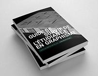 Couverture livre // Guide de survie de l'étudiant(e) en